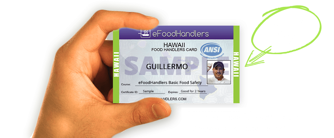 how to get a replacement food handlers card